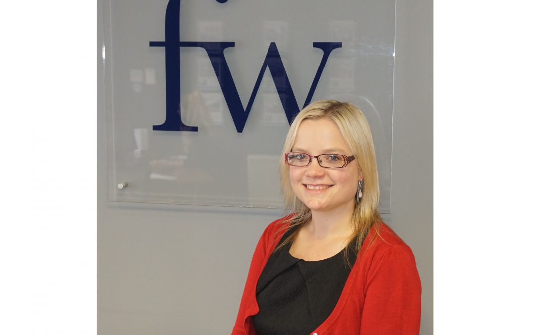 Nicol Nightingale becomes a Director at FW