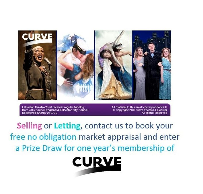 WIN A CURVE MEMBERSHIP!